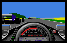 Formula One Grand Prix Atari ST 54