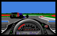 Formula One Grand Prix Atari ST 55