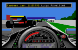 Formula One Grand Prix Atari ST 57
