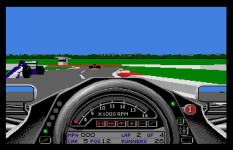 Formula One Grand Prix Atari ST 65