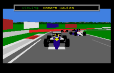 Formula One Grand Prix Atari ST 66