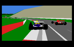 Formula One Grand Prix Atari ST 67