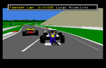 Formula One Grand Prix Atari ST 68