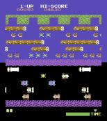 Frogger Arcade C64 02
