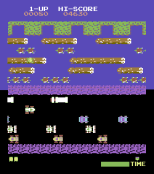 Frogger Arcade C64 03
