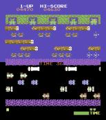 Frogger Arcade C64 10