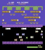 Frogger Arcade C64 11