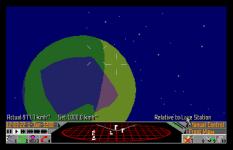 Frontier - Elite 2 Atari ST 11