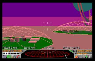Frontier - Elite 2 Atari ST 20