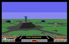 Frontier - Elite 2 Atari ST 32