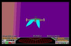 Frontier - Elite 2 Atari ST 33