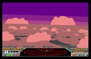 Frontier - Elite 2 Atari ST 42