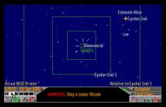 Frontier - Elite 2 Atari ST 65