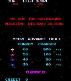 Galaxian Arcade 05