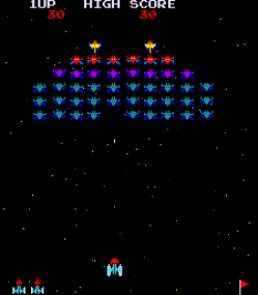Galaxian Arcade 06