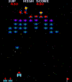 Galaxian Arcade 07