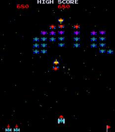 Galaxian Arcade 08