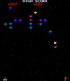 Galaxian Arcade 09