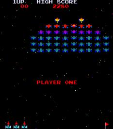 Galaxian Arcade 13