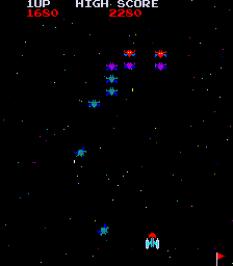 Galaxian Arcade 15