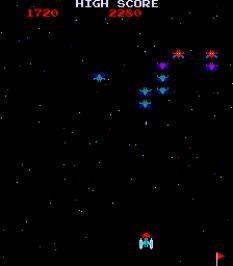 Galaxian Arcade 16