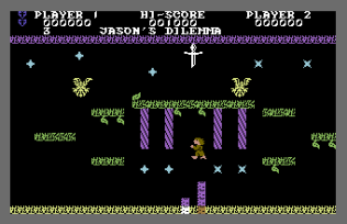 Gods and Heroes C64 10