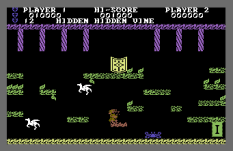 Gods and Heroes C64 32
