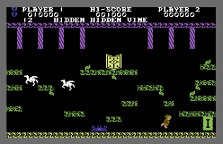 Gods and Heroes C64 33