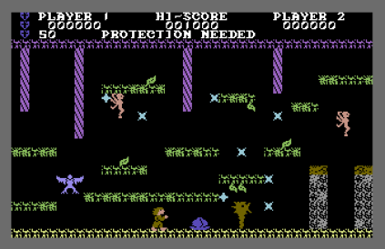 Gods and Heroes C64 34