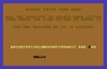 Gods and Heroes C64 53