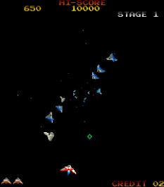 Gyruss Arcade 05