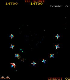 Gyruss Arcade 18