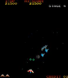 Gyruss Arcade 22