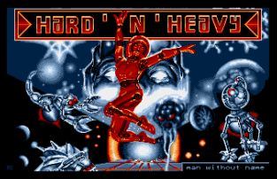 Hard N Heavy Atari ST 01