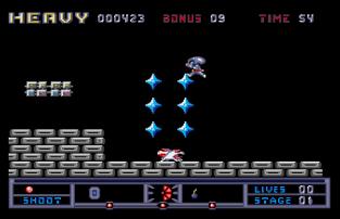Hard N Heavy Atari ST 09