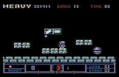 Hard N Heavy Atari ST 10