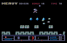 Hard N Heavy Atari ST 11