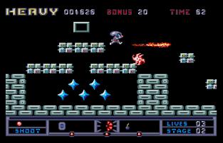 Hard N Heavy Atari ST 12