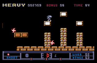 Hard N Heavy Atari ST 20