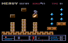 Hard N Heavy Atari ST 21