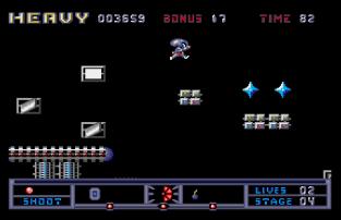 Hard N Heavy Atari ST 23