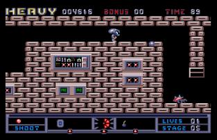 Hard N Heavy Atari ST 31