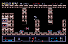Hard N Heavy Atari ST 32