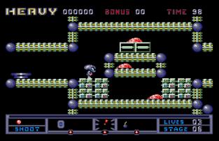Hard N Heavy Atari ST 34
