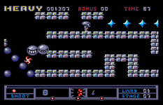 Hard N Heavy Atari ST 44
