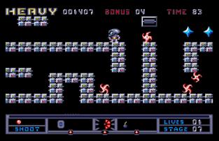 Hard N Heavy Atari ST 45