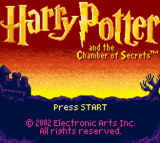 Harry Potter and the Chamber of Secrets GBC 001