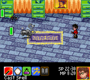 Harry Potter and the Chamber of Secrets GBC 020