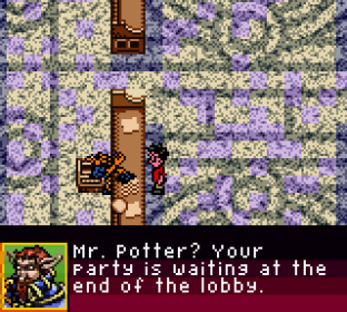 Harry Potter and the Philosopher's Stone GBC 009