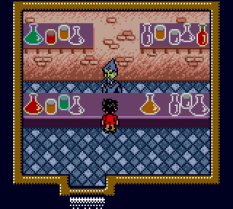 Harry Potter and the Philosopher's Stone GBC 033